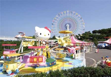تفاوت پارکهای تفریحی در سراسر جهان