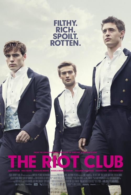 دانلود رایگان فیلم The Riot Club 2014