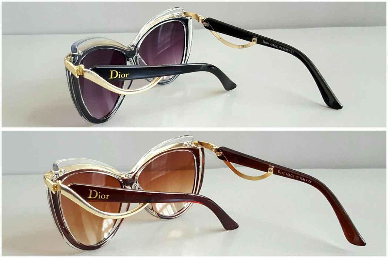 عینک زنانه آفتابی