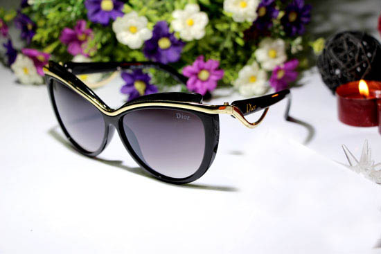 عینک آفتابی مشکی دیور