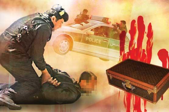 آشنایی در آنتالیا ، قتل در تهران , حوادث