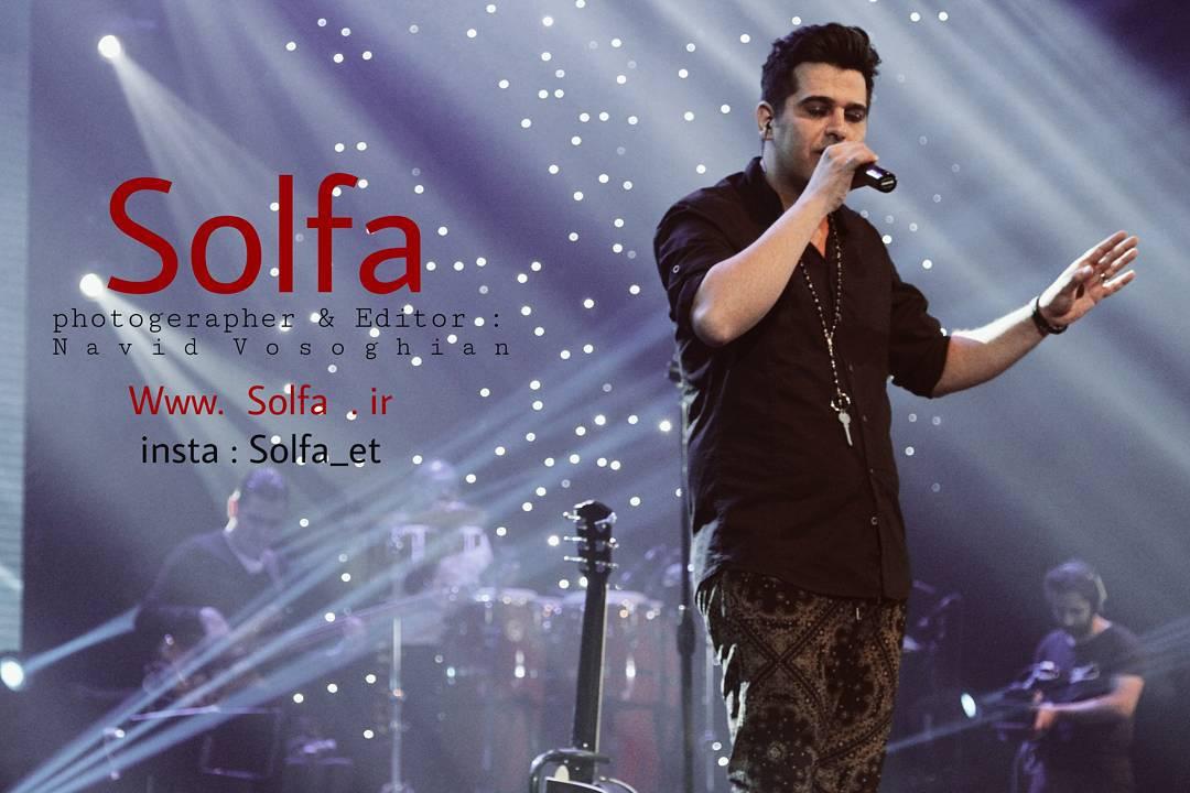 سری اول تصاویر کنسرت 7 مهر 94 حمید عسکری