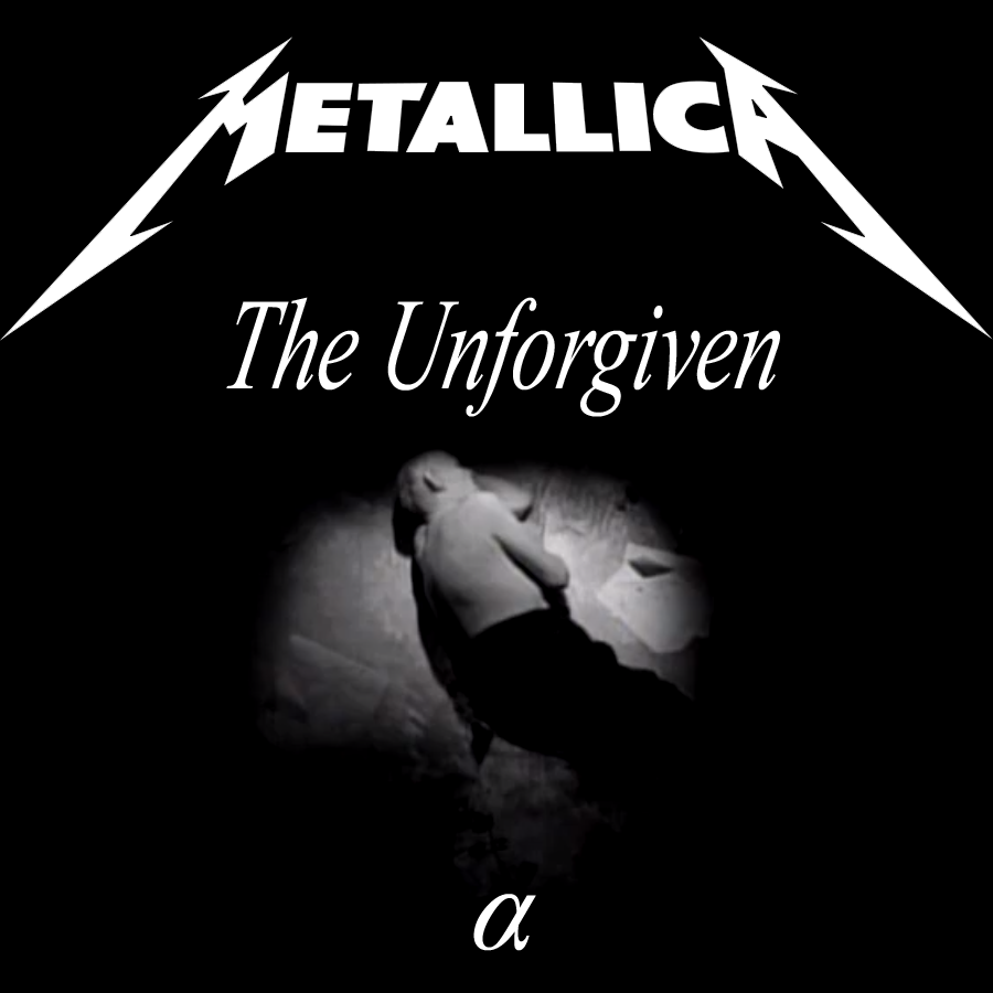 metallica unforgiven