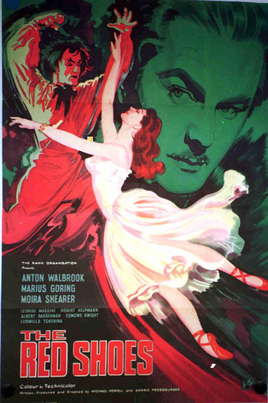 فیلم The Red Shoes 1948
