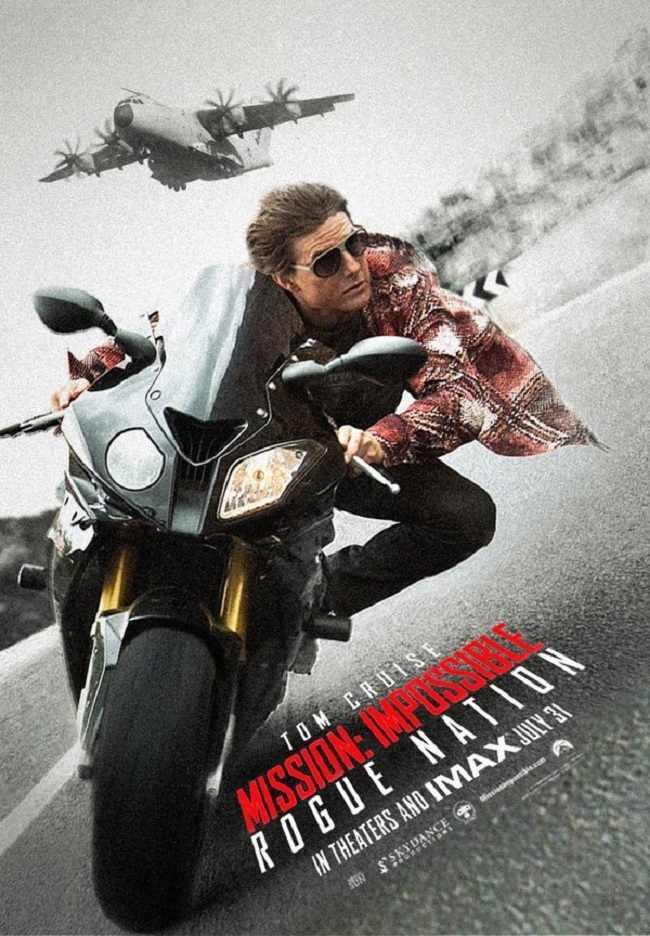 فیلم Mission: Impossible – Rogue Nation 2015