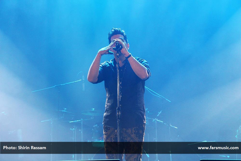 سری ششم تصاویر کنسرت 7 مهر 94 حمید عسکری