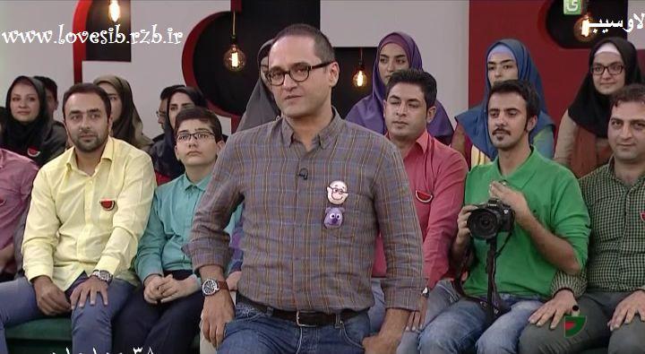 برنامه امشب خندوانه با حضور جواد رضویان و الیکا عبدالرزاقی