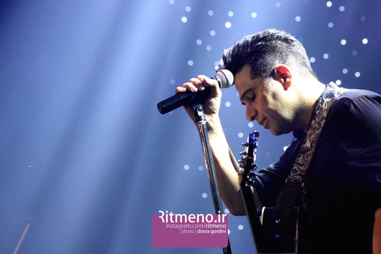 سری هفتم تصاویر کنسرت 7 مهر 94 حمید عسکری