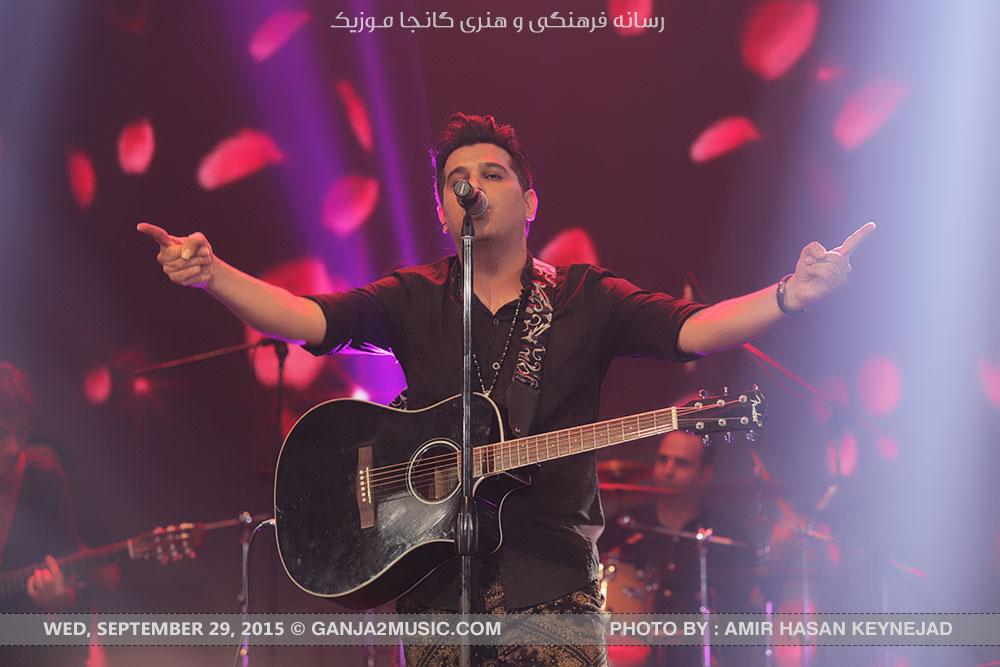 سری هشتم تصاویر کنسرت 7 مهر 94 حمید عسکری