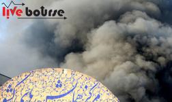 سخنگوی آتشنشانی تهران: آتشسوزی در سالن همایشهای وزارت کشور مهار شد