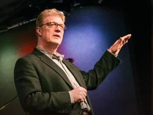 کن-رابینسون-سخنرانی های-TED