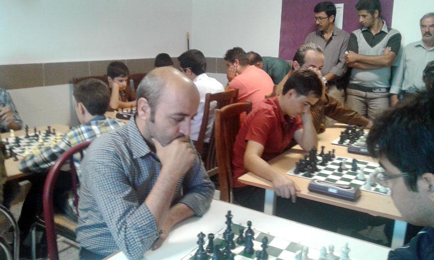 نتایج مسابقات شطرنج جام غدیرخم قاضی جهان اعلام شد