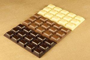 بیشتر باید شکلات چه رنگی بخوریم؟ , رژیم وتغذیه