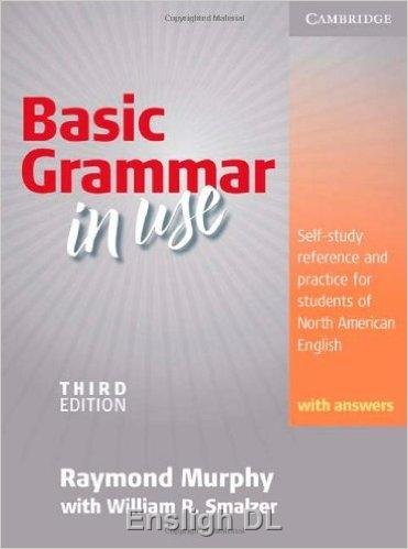 دانلود کتاب Basic Grammar in Use