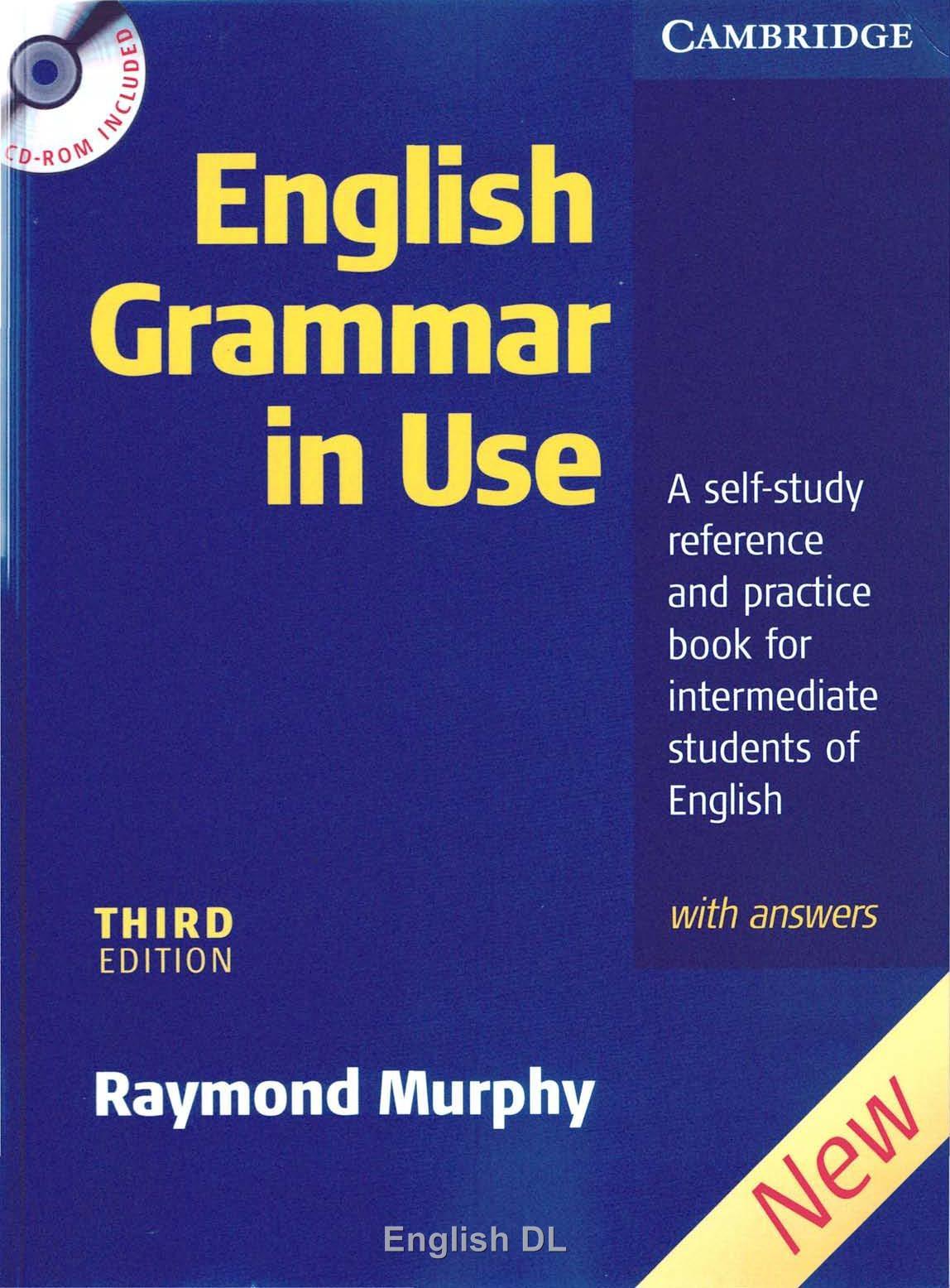 دانلود کتاب English Grammar In Use with Answers