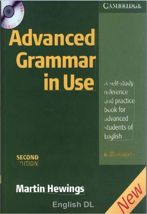دانلود کتاب Advanced Grammar in Use