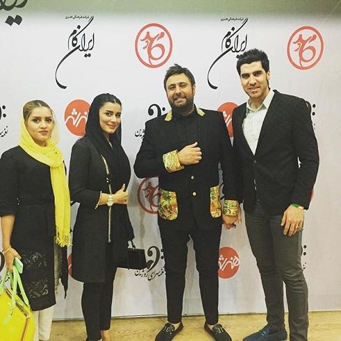 شهرام محمودی در کنسرت محمد علیزاده , دنیای موسیقی