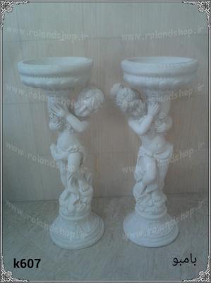 فرشته بامبو پلی استر ، مجسمه پلی استر، تولید مجسمه، مجسمه رزین، مجسمه، رزین، ساخت مجسمه، پلی استر