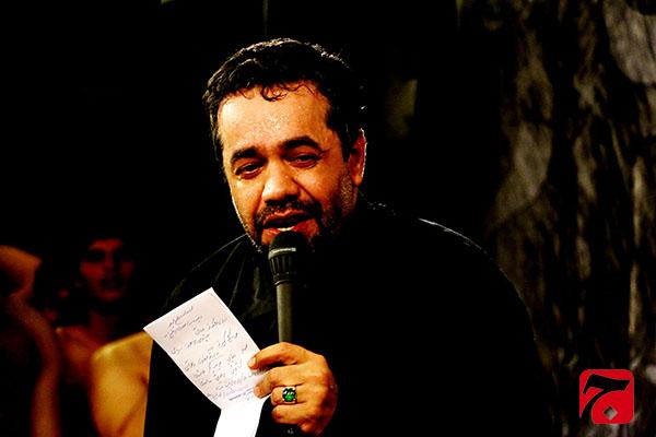 تصاویر حاج محمود کریمی