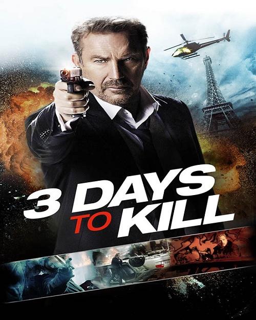 دانلود ر ایگان دوبله فارسی فیلم 3Days to Kill 2014