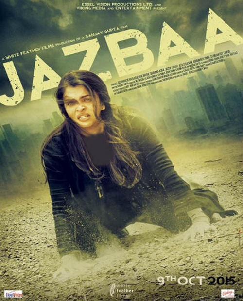 دانلود فیلم هندی Jazbaa 2015
