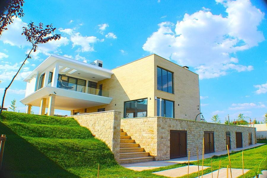 طراحی ویلا در آنکارا ترکیه