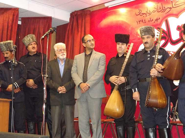 بررسی تخصصی موسیقی فولکلوریک آذربایجان- دکتر حسین محمدزاده صدیق- فرهنگسرای مهر