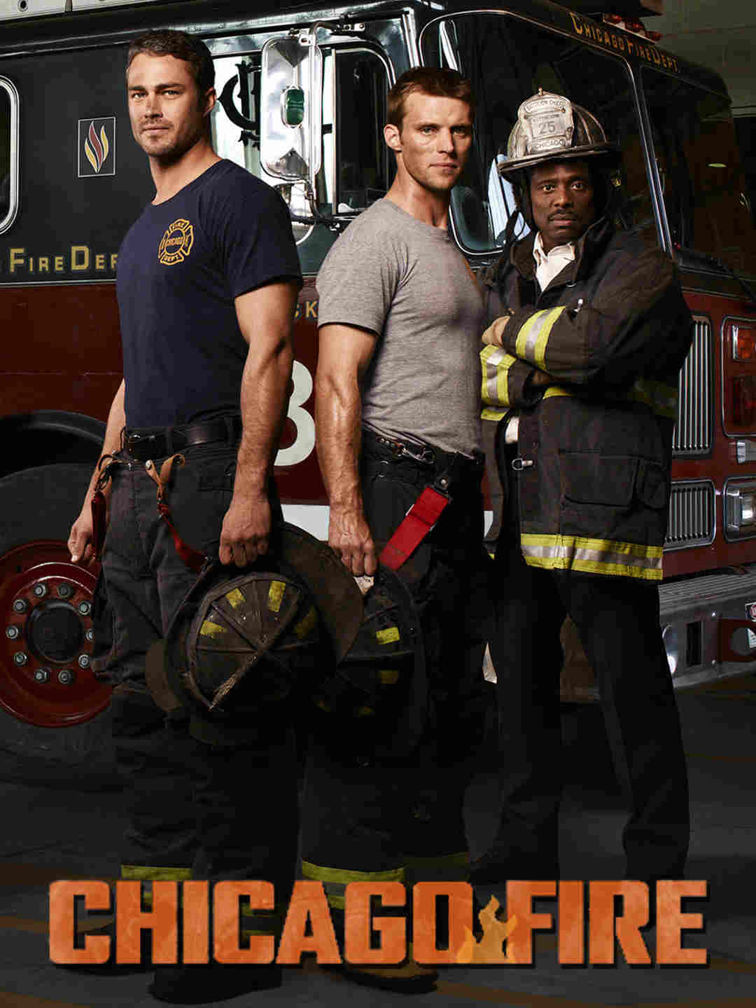 سریال chicago fire