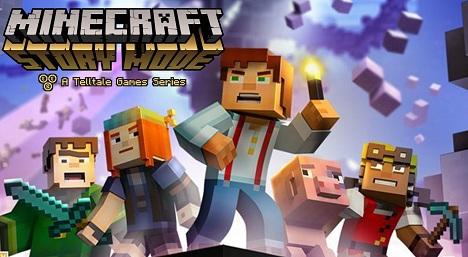 دانلود ویدیو نقد و بررسی بازی Minecraft Story Mode Episode 1