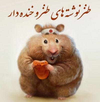 جدیدترین نوشته های طنز خنده دار مهر 94 , مطالب طنز