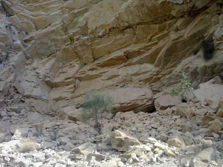 طبیعت زاگرس /غار دیو کن /شمال دریاچه پریشان