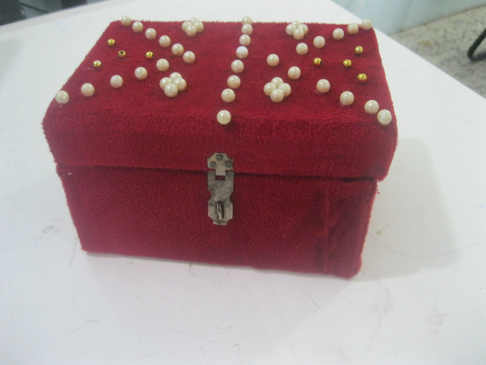 جعبه جواهرات رضازاده