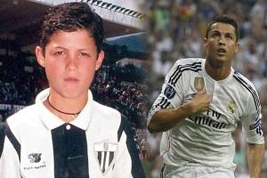 نخستین قرارداد جالب کریستیانو رونالدو , اخبار ورزشی