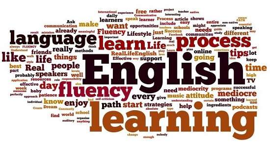 روش یادگیری آموزش زبان انگلیسی