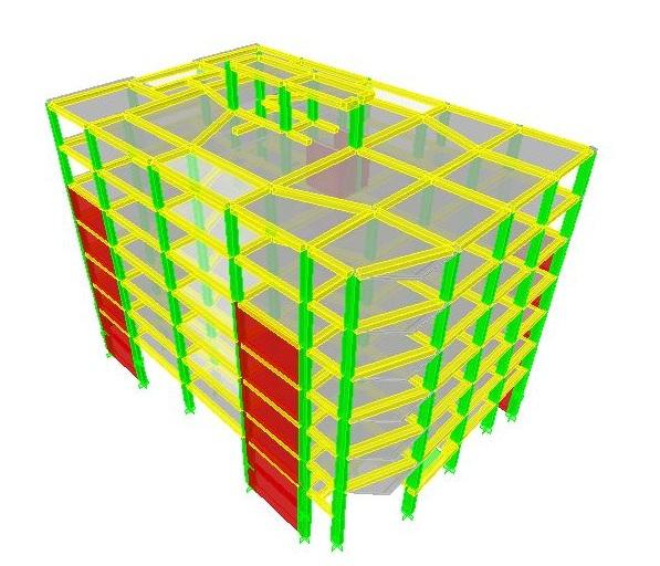 3 نمونه کار -  مهندسين مشاور اثر پويش پارس