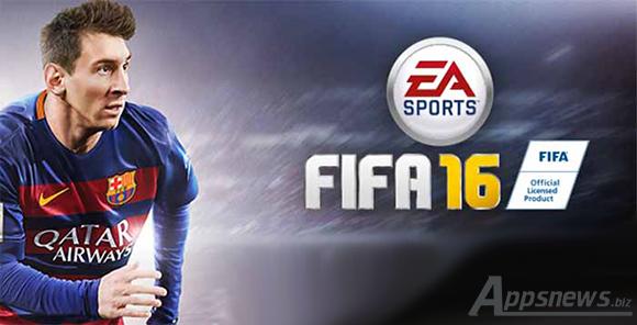 FIFA 16 [Appsnews.ir]