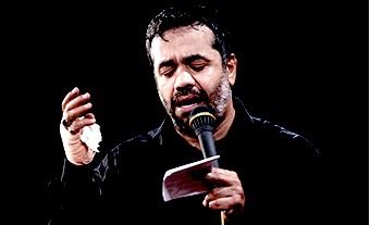 دانلود مداحی  انبوه گیسویت گسستن از محمود کریمی