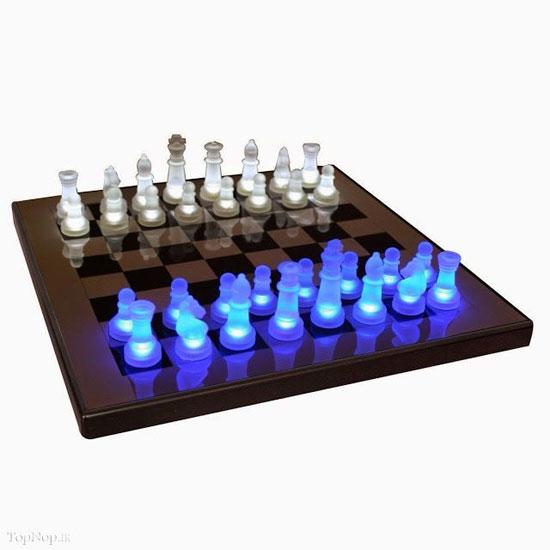 تصاویر شطرنج های جالب و خلاقانه