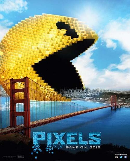 دانلود دوبله فارسی فیلم پیکسل ها Pixels 2015