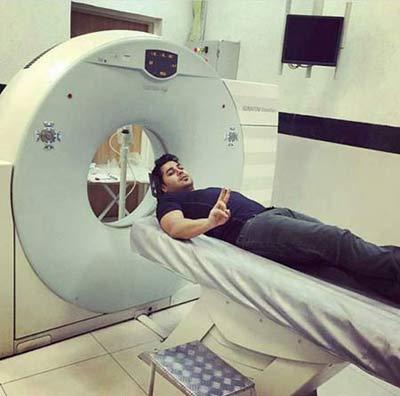 مسعود سعیدی زیر تیغ جراحی رفت + عکس , دنیای موسیقی