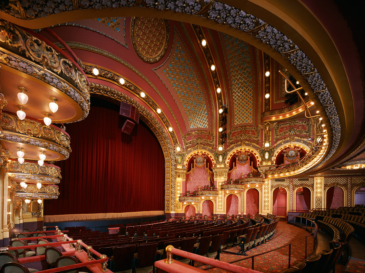cutler majestic theatre boston - daydreamer - خیالباف