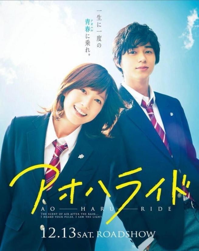 دانلود فیلم ژاپنی Blue Spring Ride