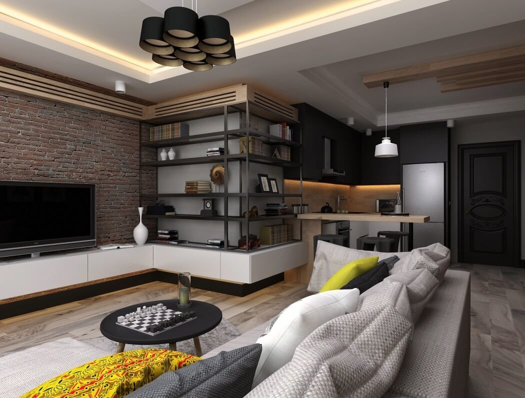 آپارتمان کوچک در ترکیه
