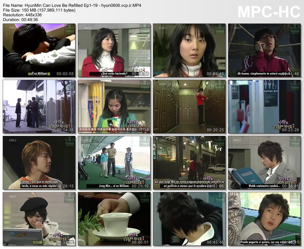 Kim Hyun Joong Cut - Can Love Be Refilled Drama