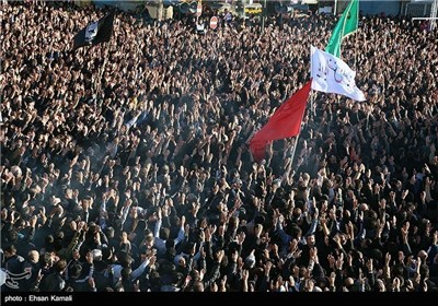 Ashura Tradition And Ceremonies: The 8th day of Muharram in Zanjan - Iran