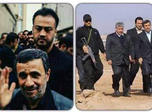 شهادت محافظ احمدی نژاد در سوریه , اجتماعی