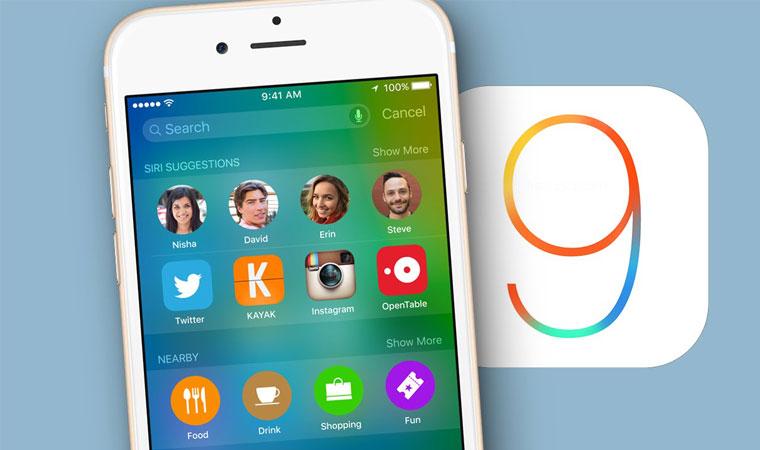 آپدیت iOS 9.1 از سوی اپل منتشر شد 0