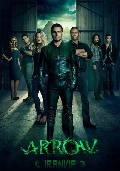 دانلود زیرنویس فصل دوم سریال arrow