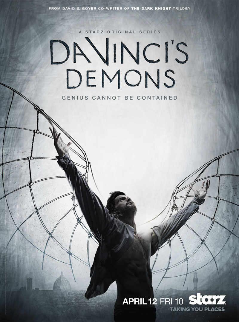 سریال Da Vinci's Demons فصل اول
