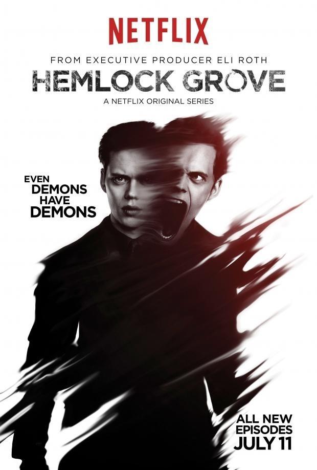سریال Hemlock Grove فصل 3